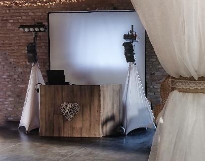 Luxe Set DJ trouwfeest